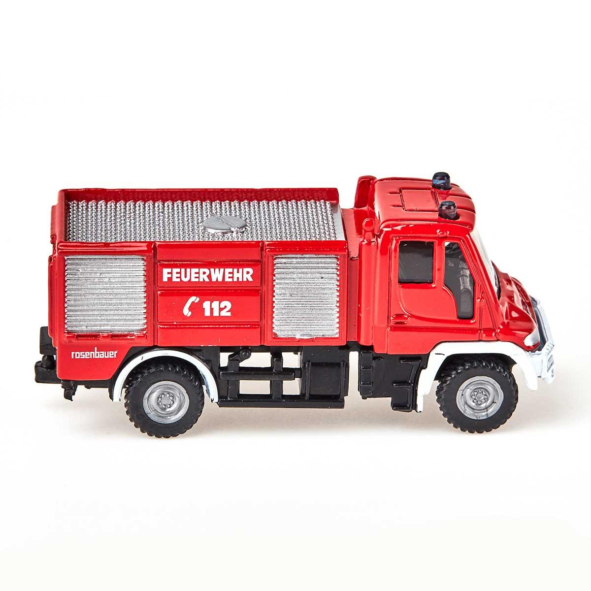 ウニモグ 消防車(ジク・SIKU)