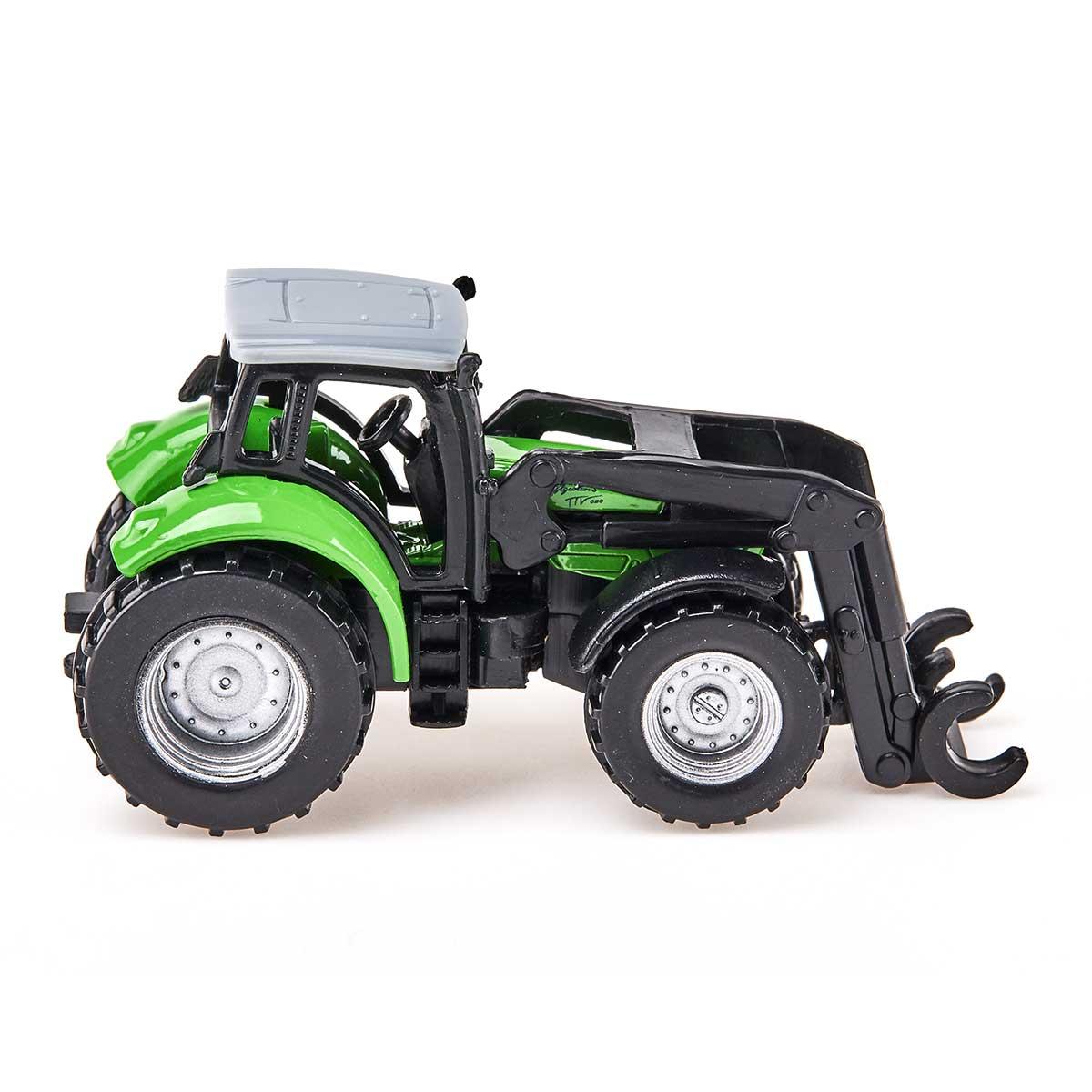 DEUTZ-FAHR トラクター木材運搬アーム付き(ジク・SIKU)