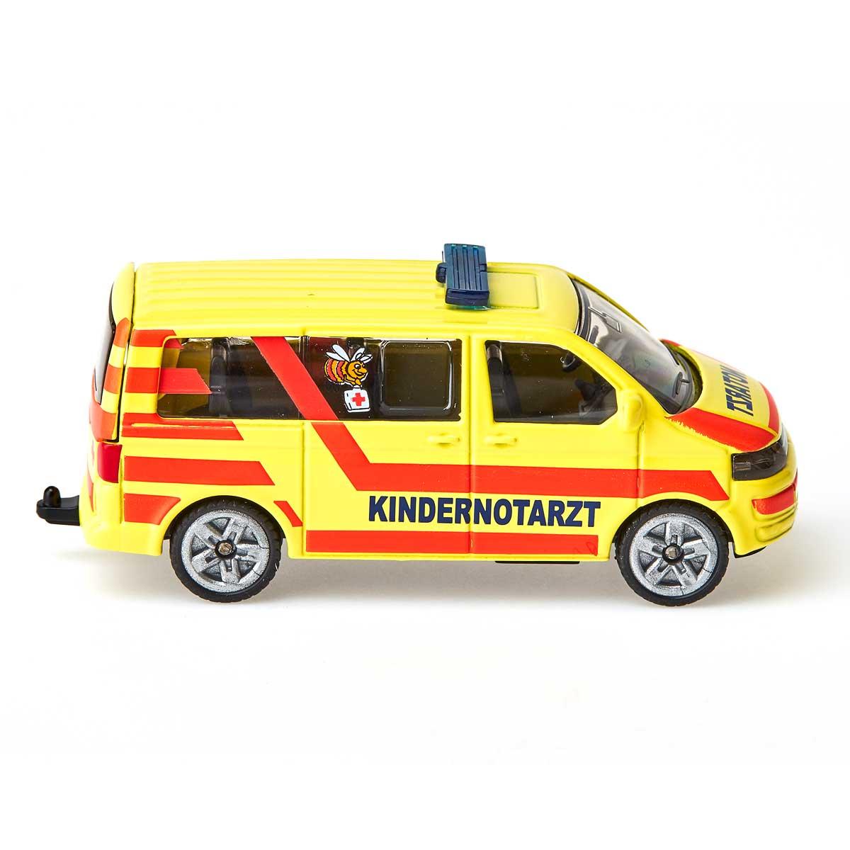 VW マルチバン 小児救急車(ジク・SIKU)