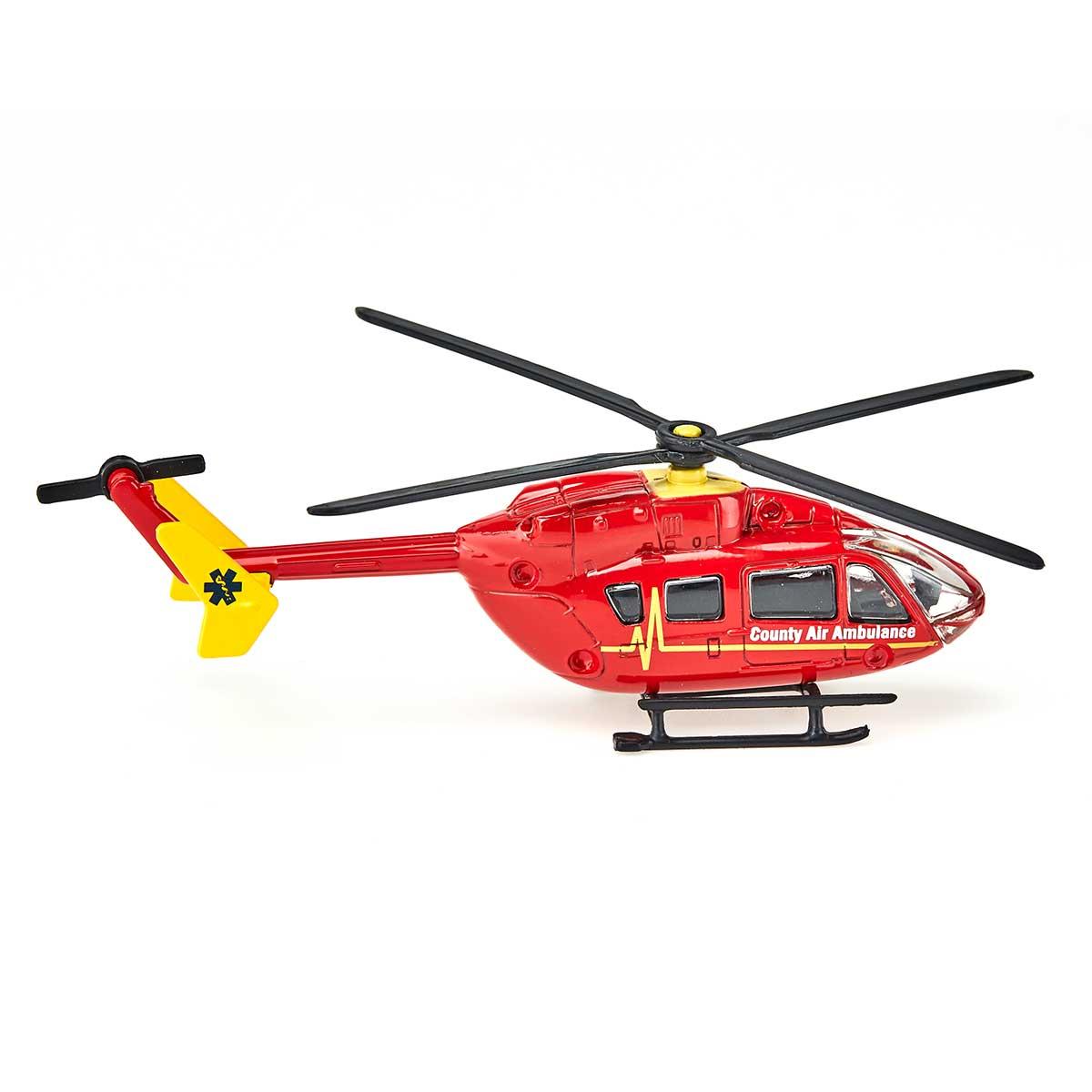 カウンティー 救急ヘリコプター(ジク・SIKU)