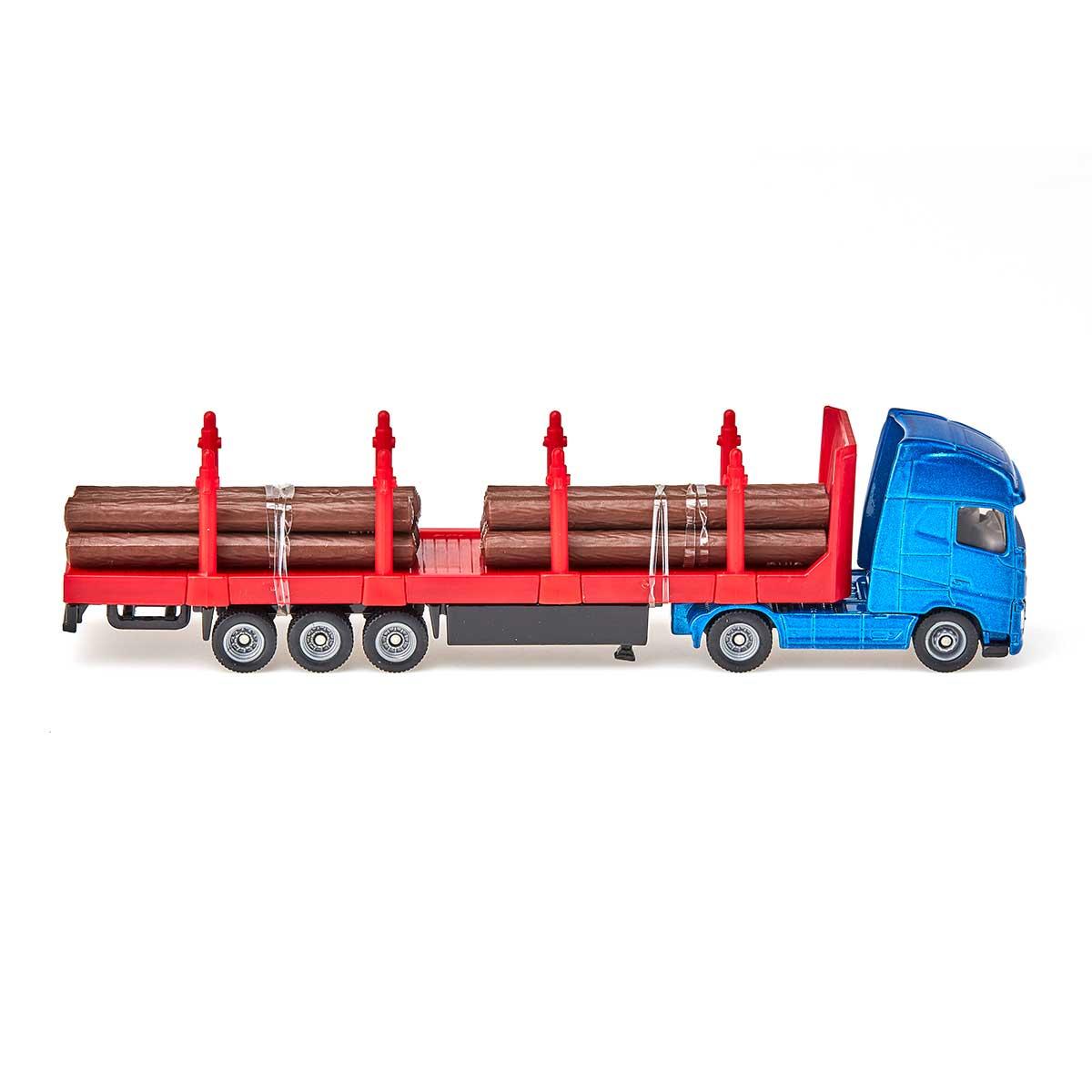 木材運搬用トラック (ジク・SIKU)