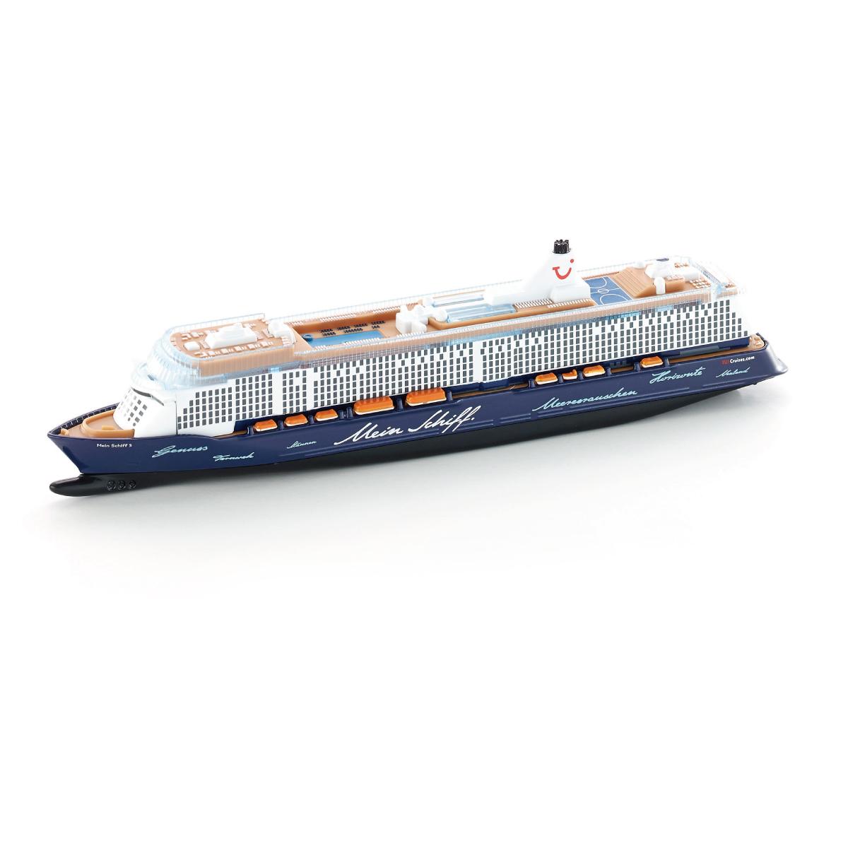 【在庫限り】クルーズ客船Mein Schiff 3 1:1400(ジク・SIKU)