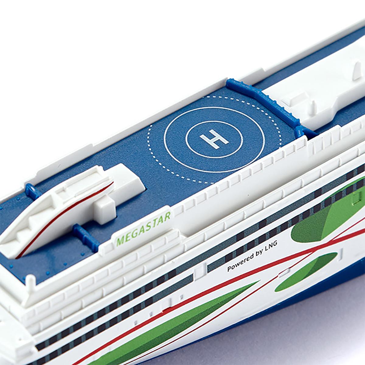 タリンクシャトル メガスター号(ジク・SIKU)