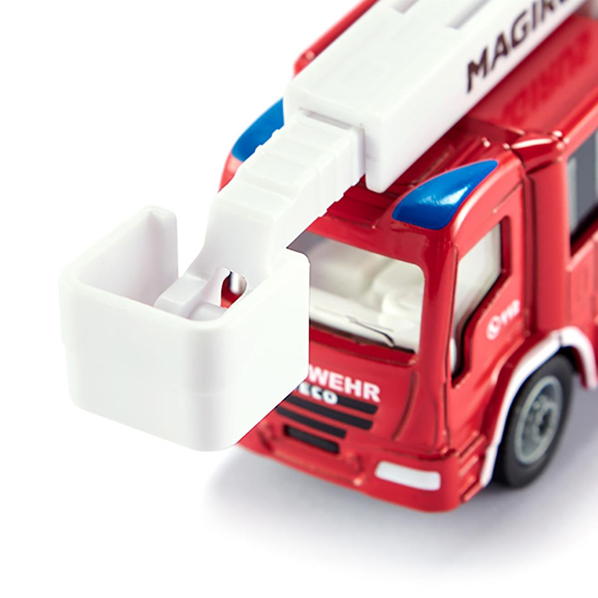 マギルス はしご付き消防車(ジク・SIKU)