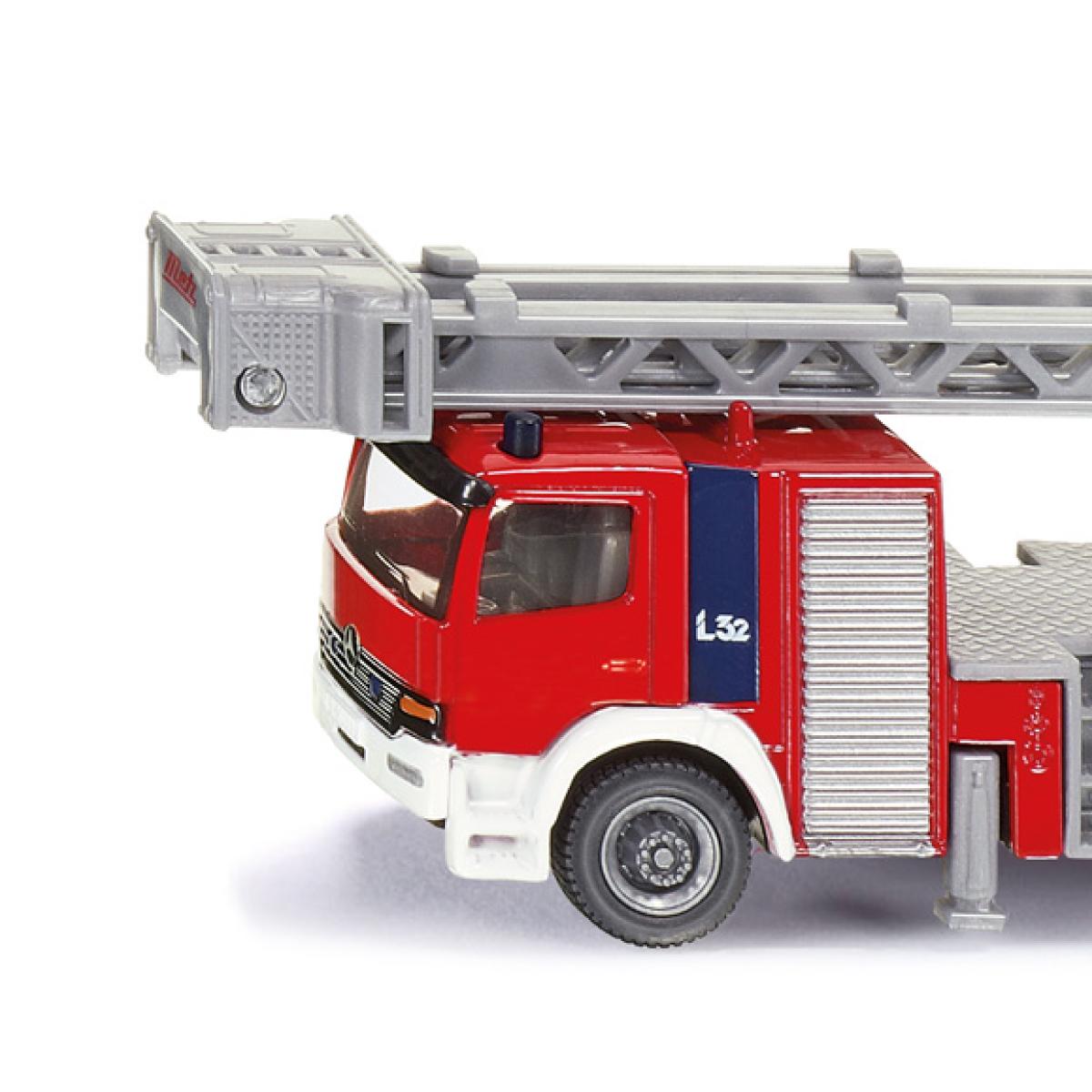 メルセデス・ベンツ 消防車 1:87(ジク・SIKU)