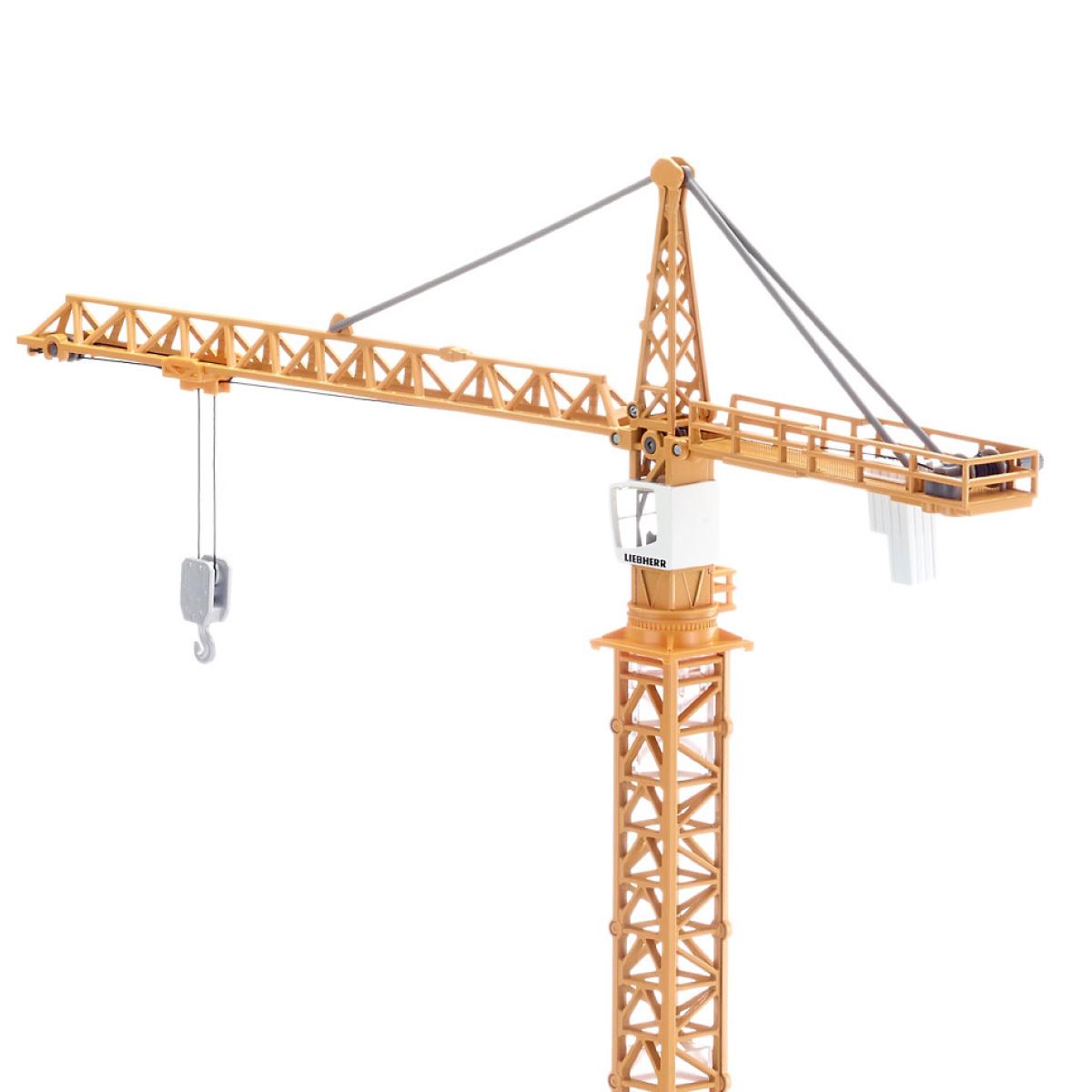 回転式タワークレーン 1:87(ジク・SIKU)