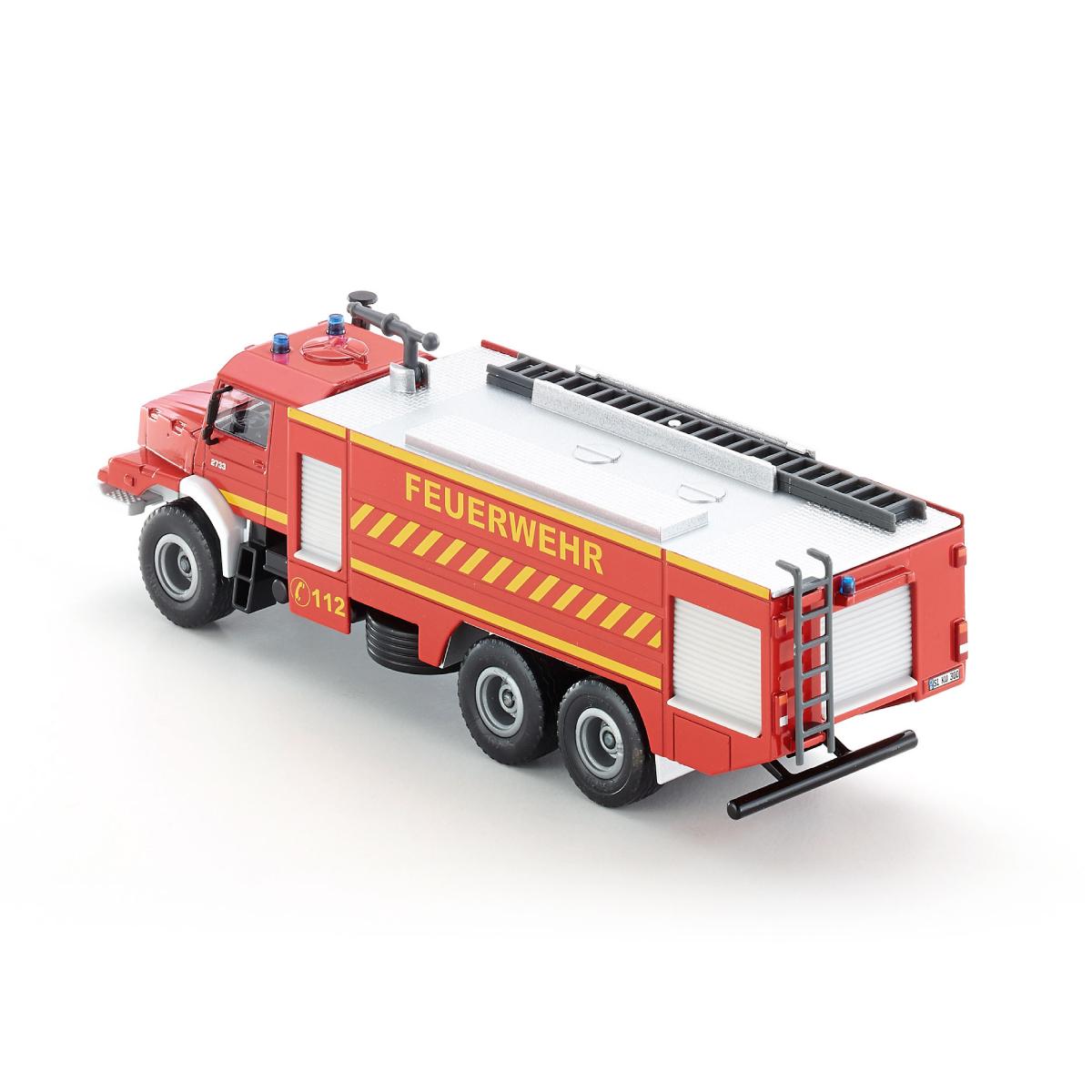 メルセデス・ベンツ 消防車 1:50(ジク・SIKU)