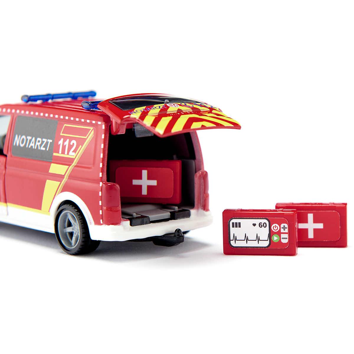 VW T6  緊急車両