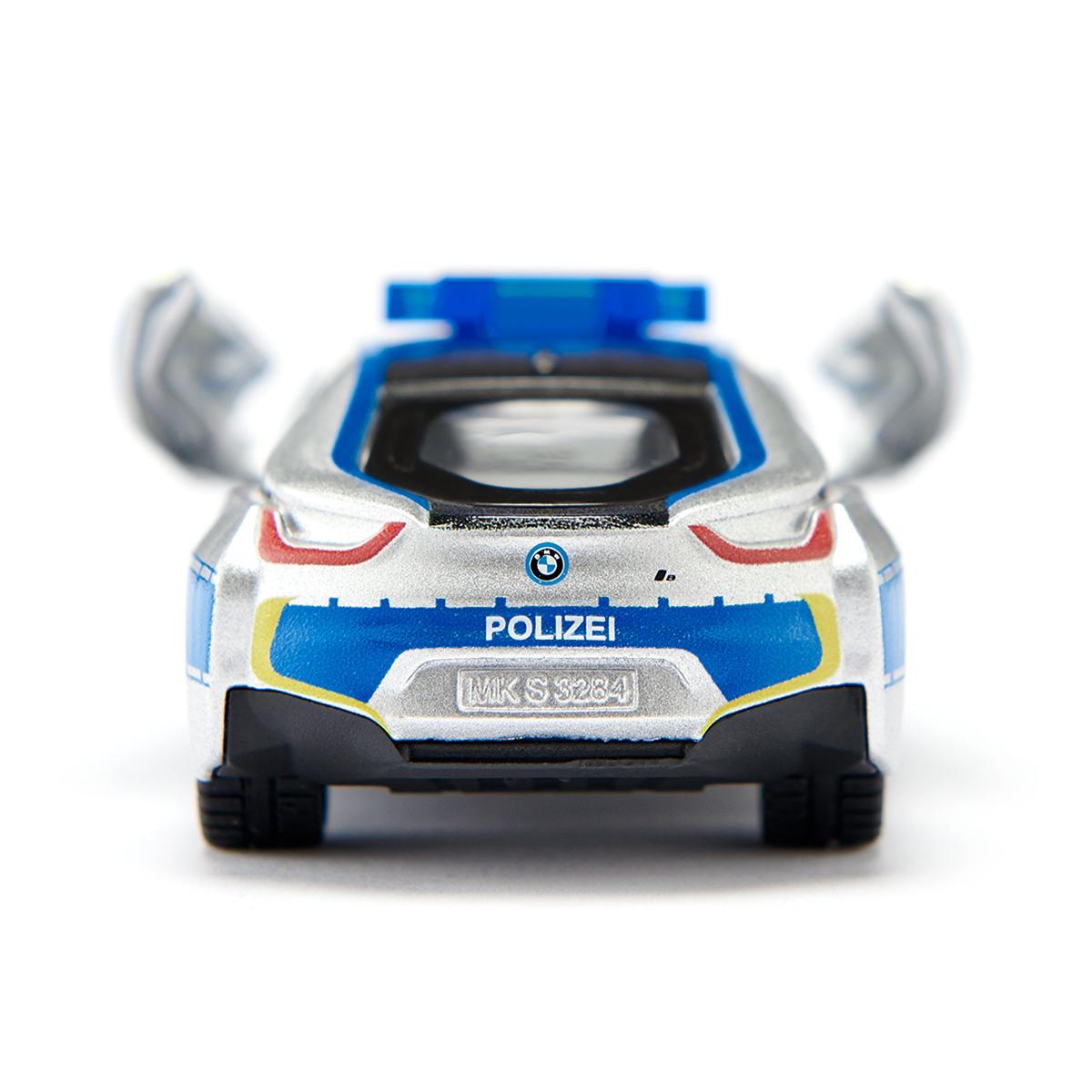 BMW i8 ポリス