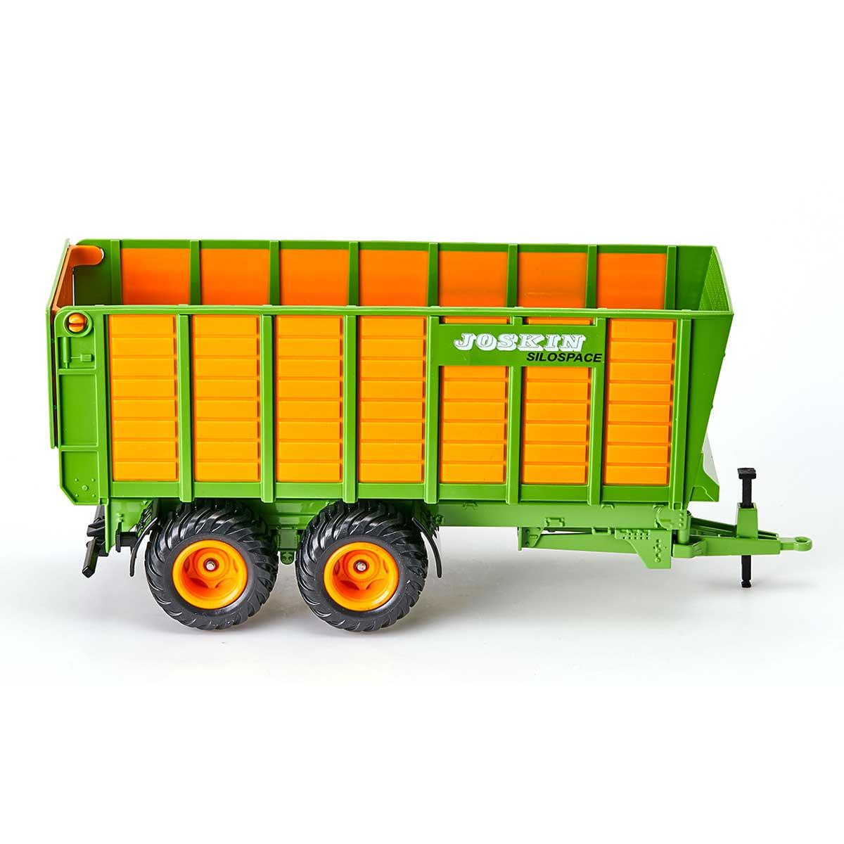 牧草運搬用トレーラー 1:32(ジク・SIKU)