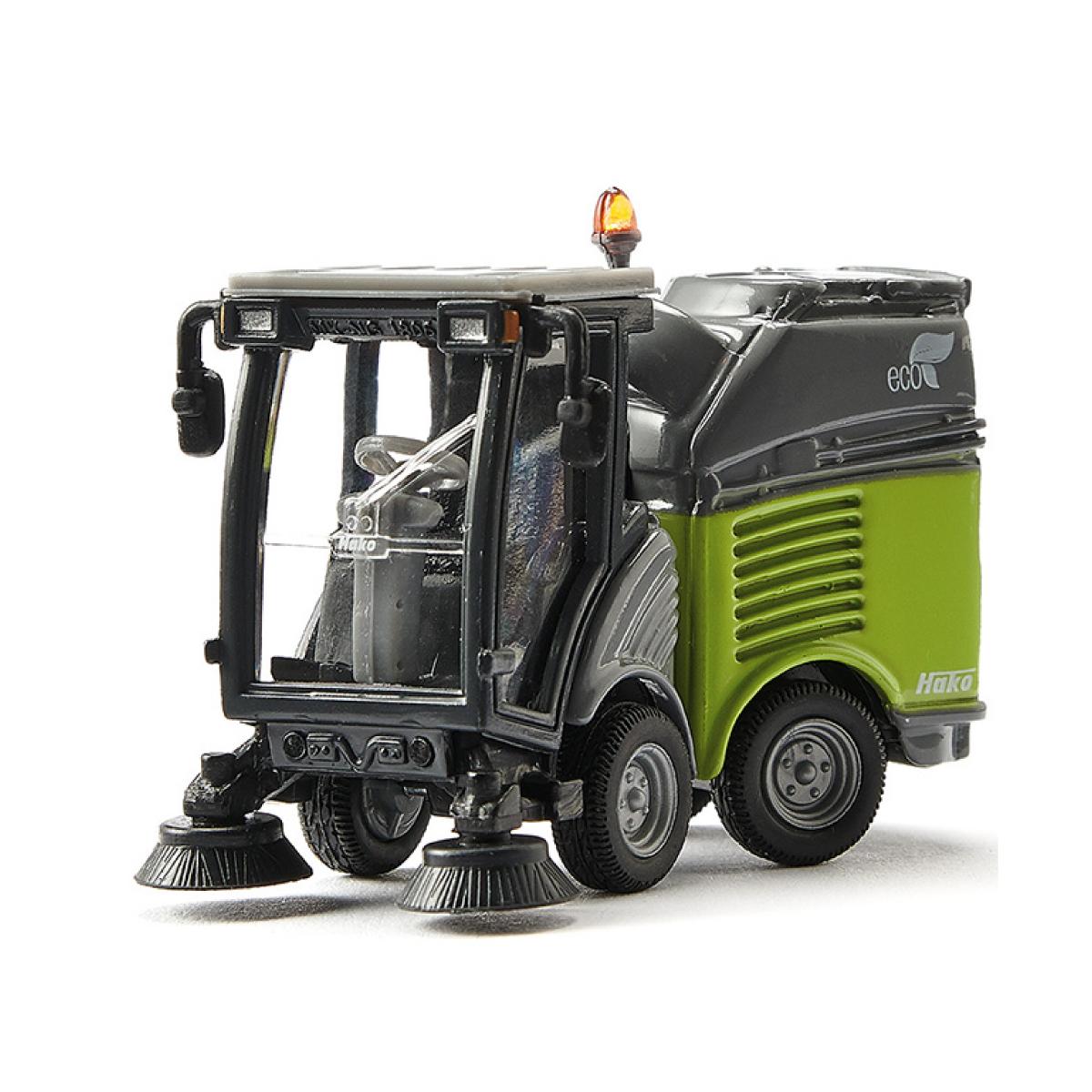 清掃車 1:50(ジク・SIKU)
