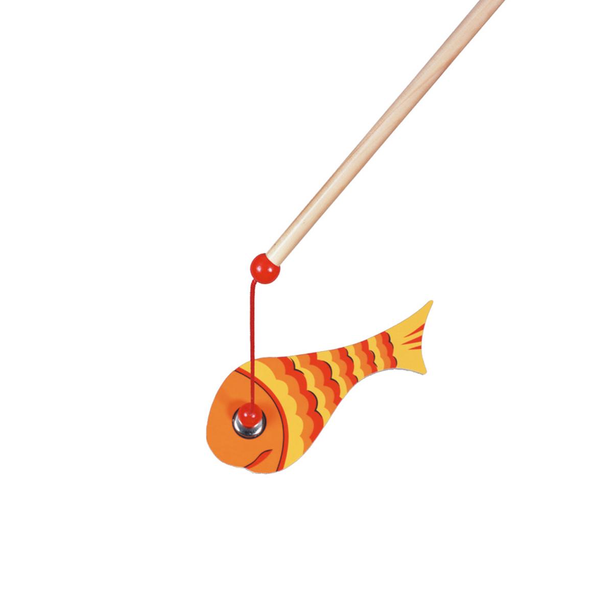 魚釣りに挑戦しよう!