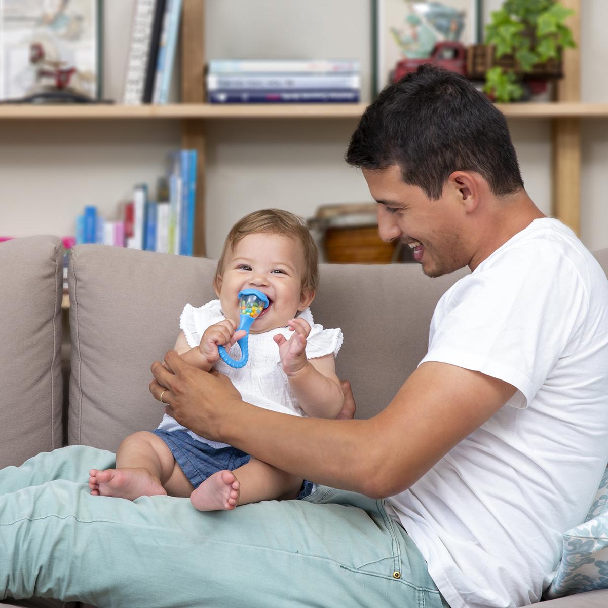 赤ちゃんとどんなあそびをしていますか?