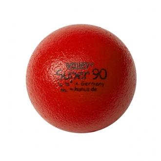しわくちゃボール 90mm(赤)