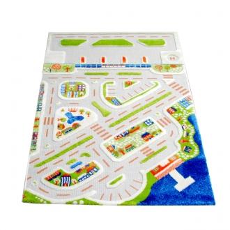 3Dプレイカーペット・ビッグシティ