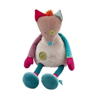 「ジョリ・パ・ブー」 抱き人形 きつね 63cm