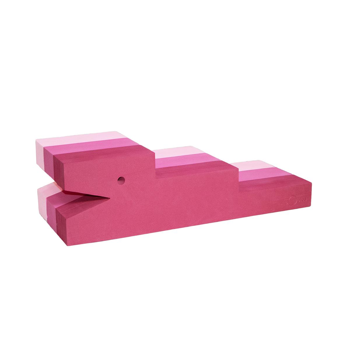 ボブルス ワニ(ピンク)