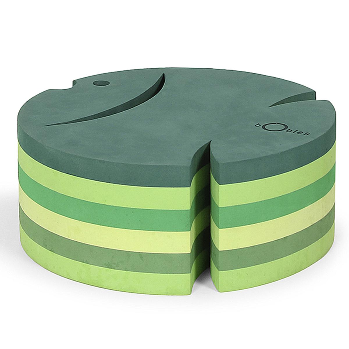 【在庫限り】ボブルス サカナ h=12cm マルチグリーン