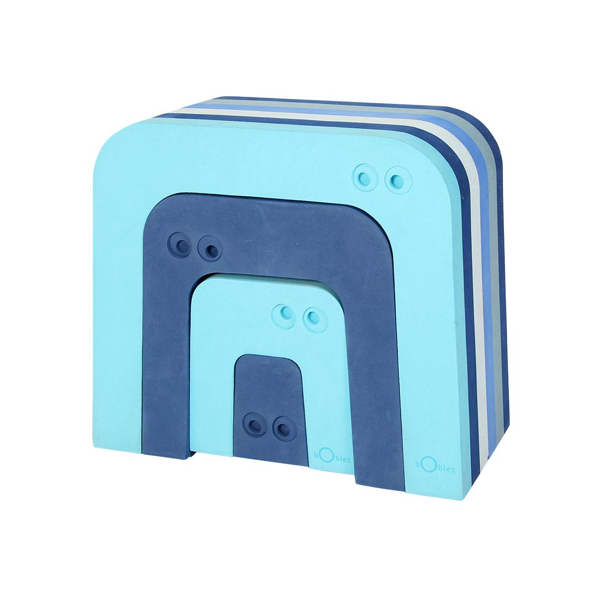 ボブルス アリクイ4個セット ブルー
