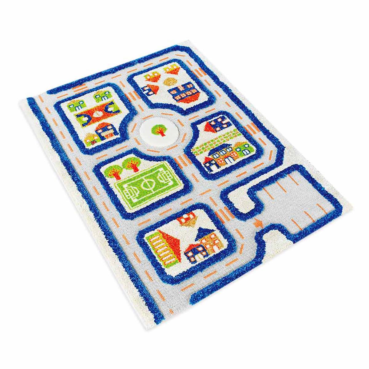 3Dプレイカーペット マイタウン (S)