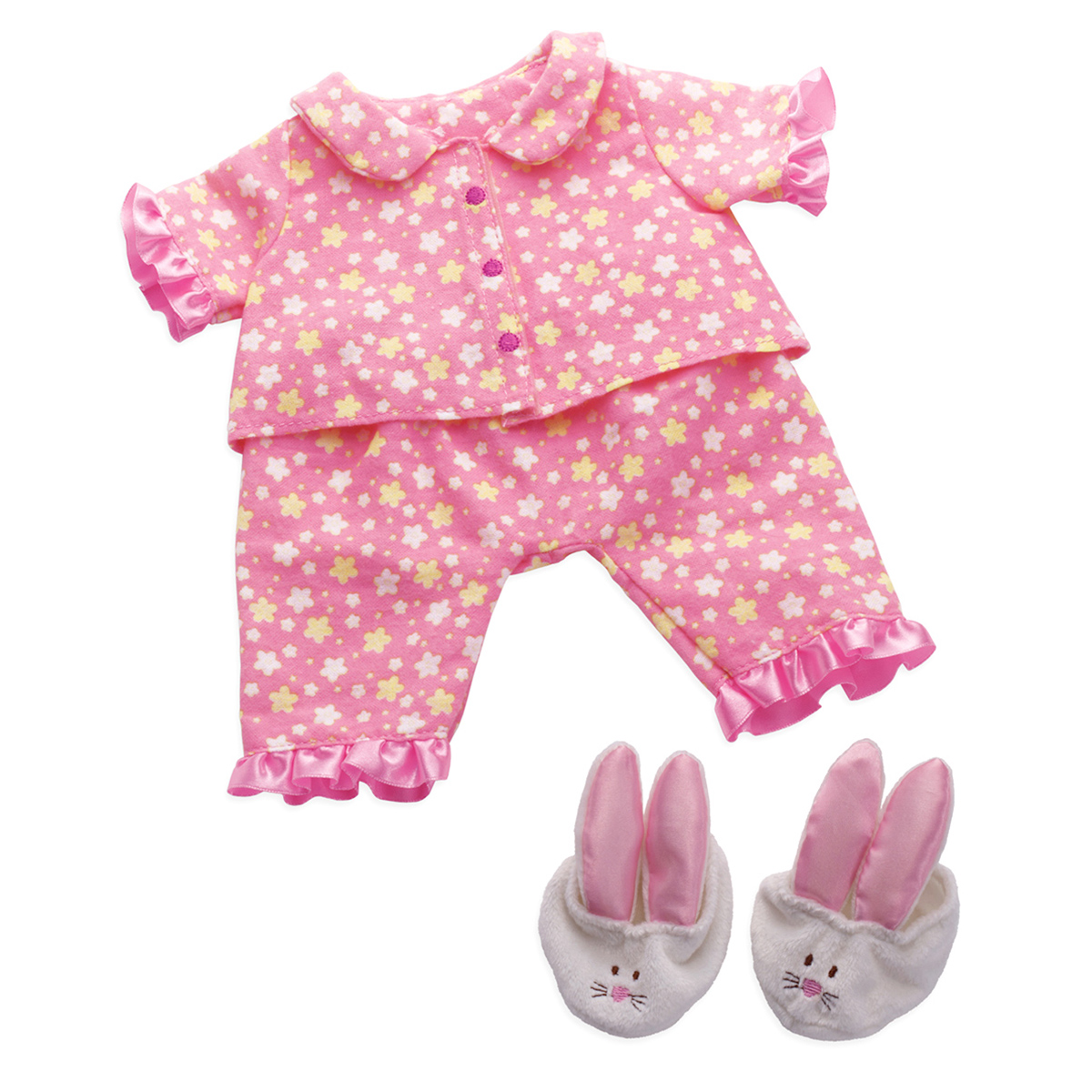 【再入荷時期未定】ベビー・ステラ おやすみフラワーパジャマ