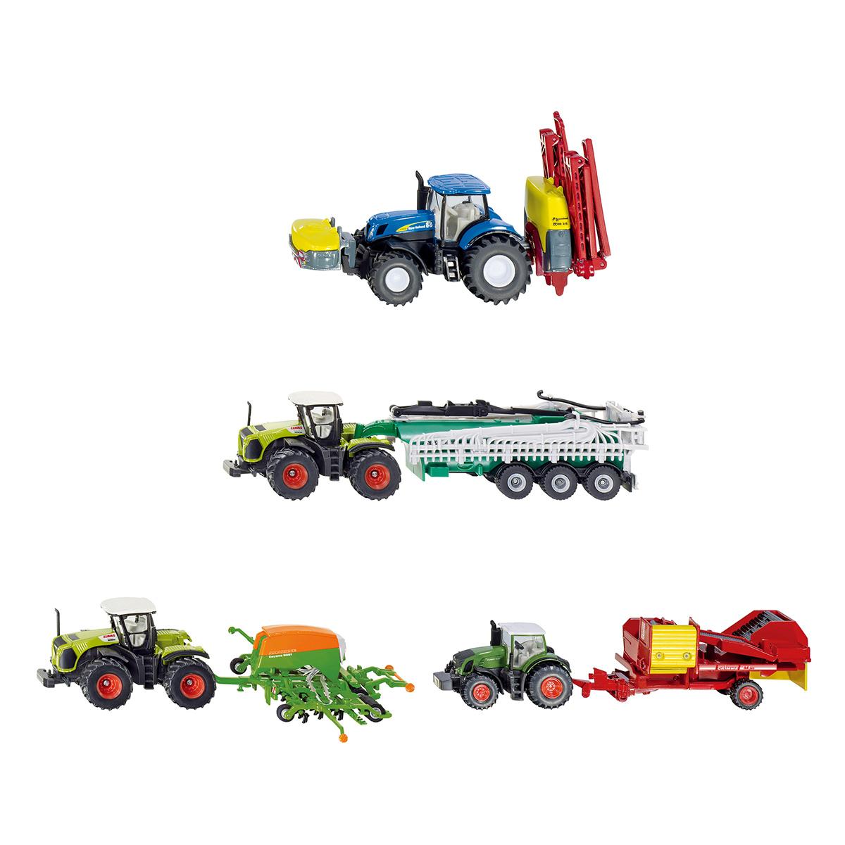 農業用車両セット(ジク・SIKU)