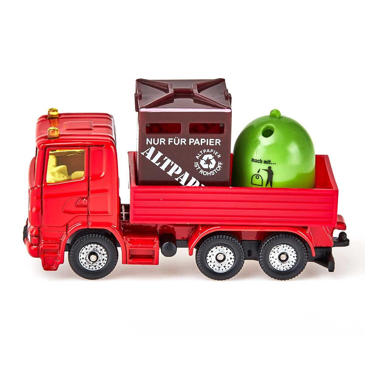 リサイクル品回収トラック(ジク・SIKU)