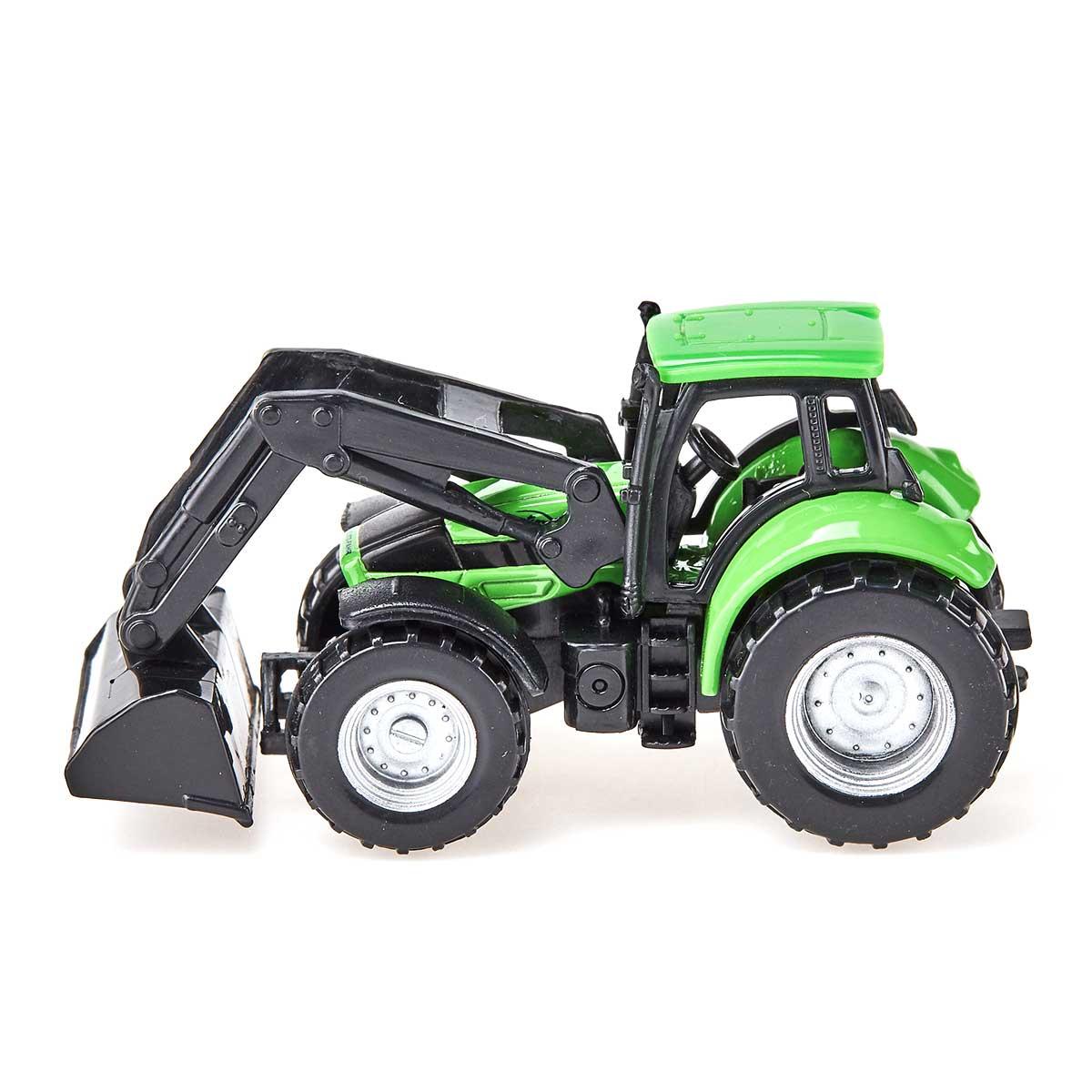 DEUTZ−FAHR トラクター フロントローダー付き(ジク・SIKU)
