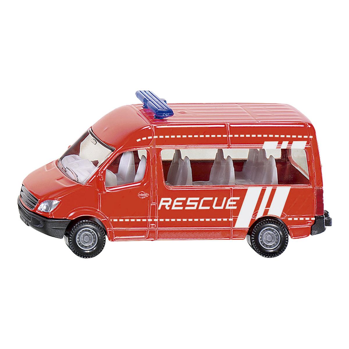 【在庫限り】救急指令車 (ジク・SIKU)