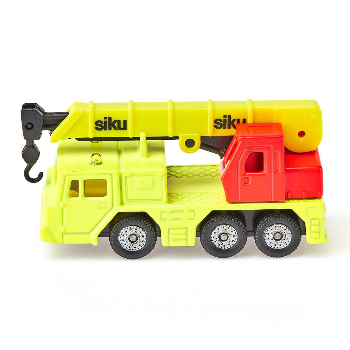 クレーントラック(ジク・SIKU)