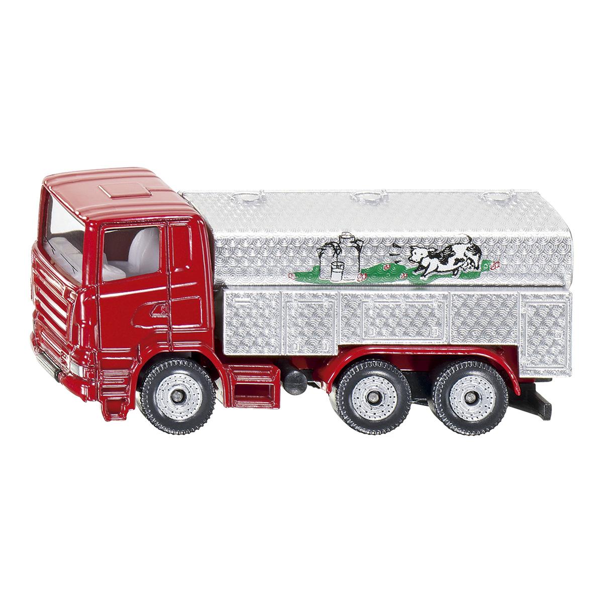 牛乳収集車(ジク・SIKU)
