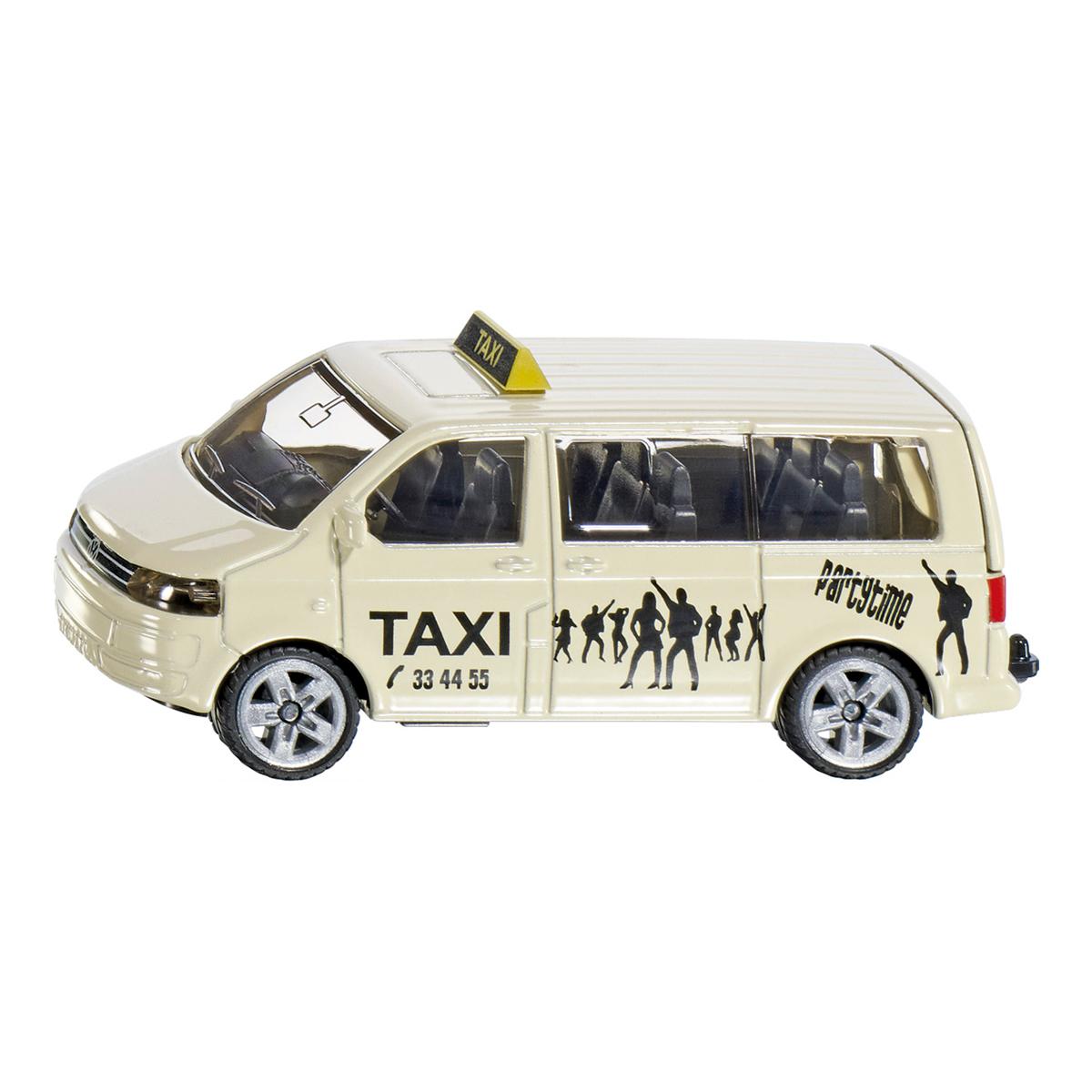 VWマルチバン タクシー(ジク・SIKU)