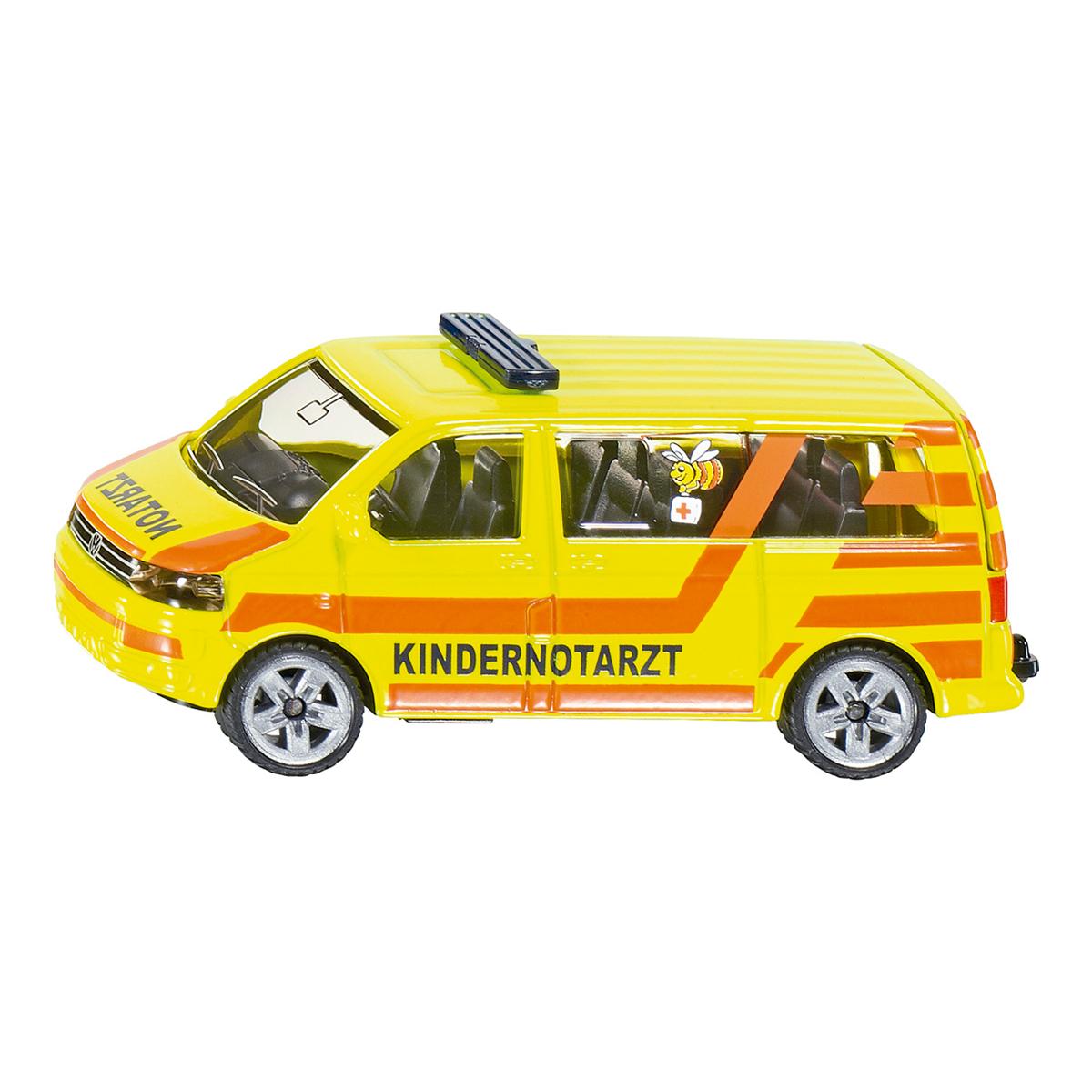 小児救急車(ジク・SIKU)