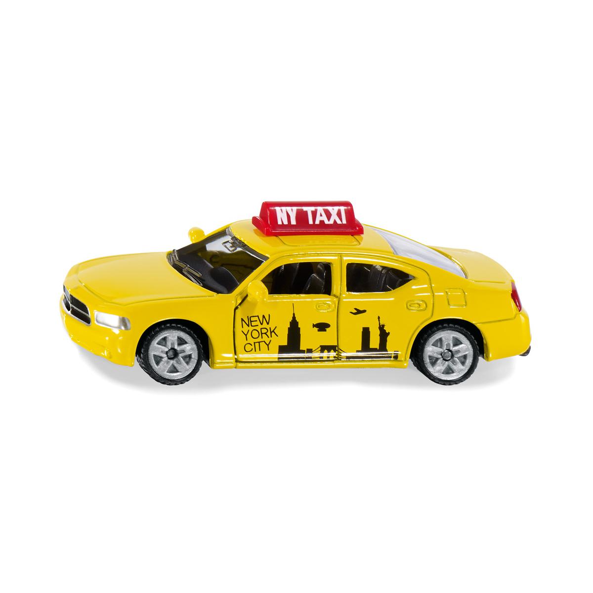 【在庫限り】ダッジ チャージャー USタクシー(ジク・SIKU)