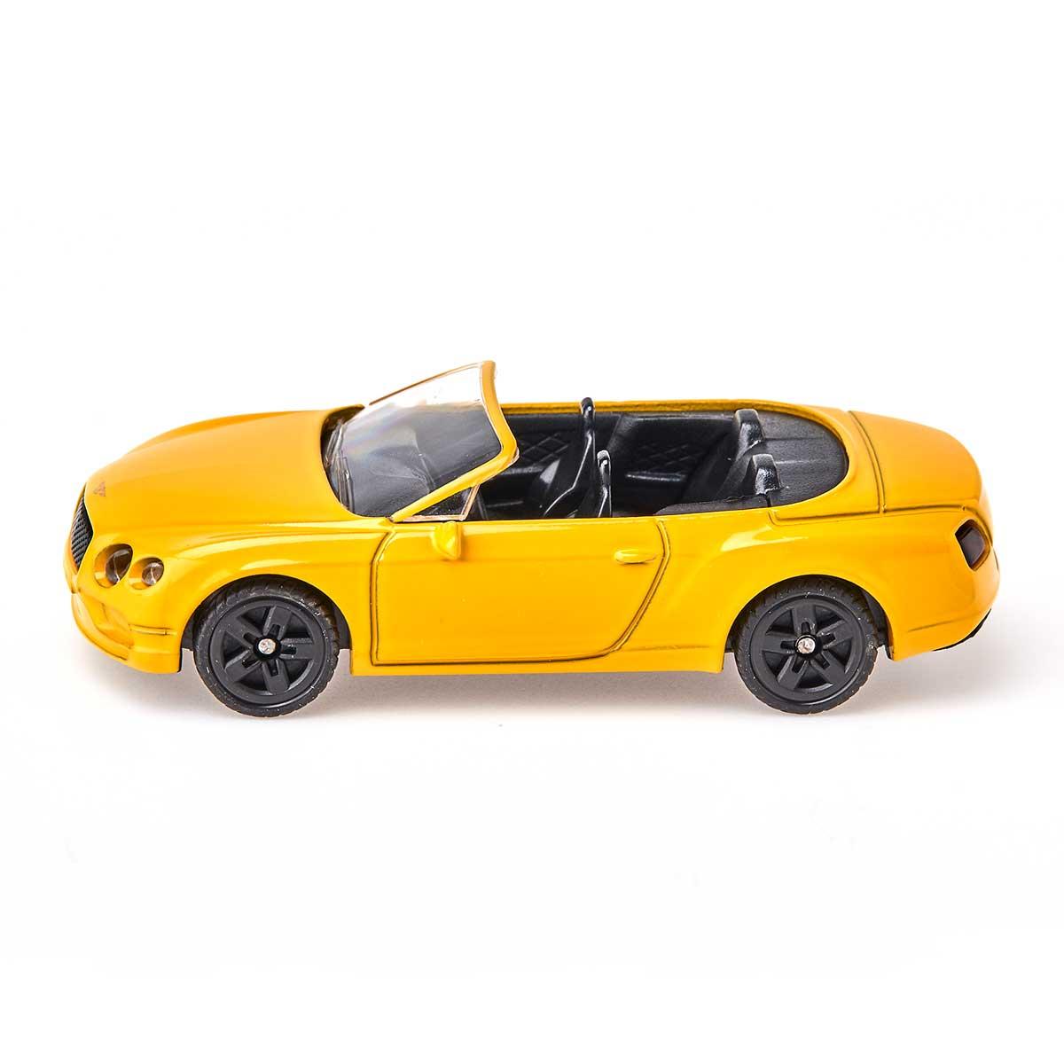 ベントレーコンチネンタル GT V8 コンバーチブル(ジク・SIKU)