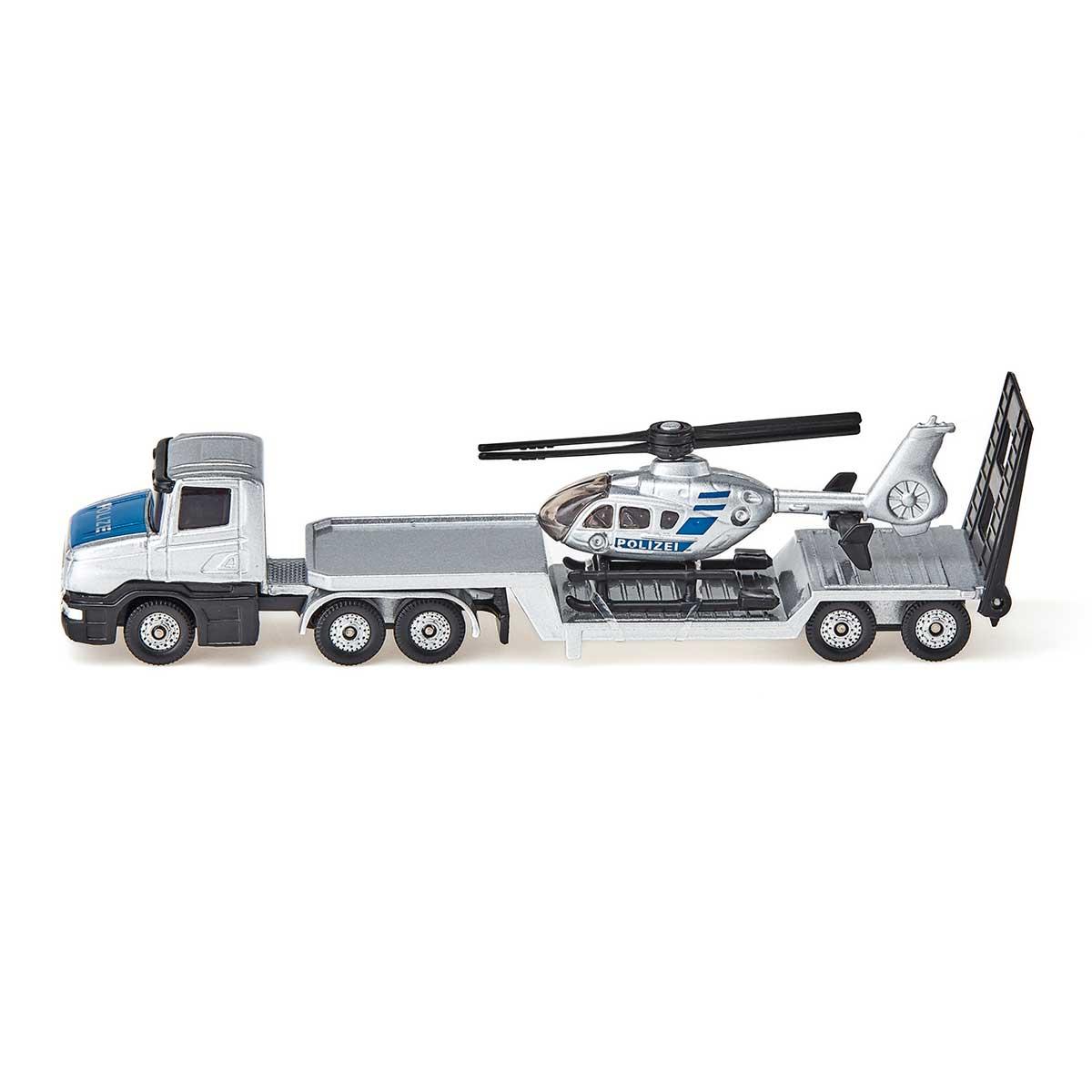 ヘリコプター輸送トレーラー(ジク・SIKU)