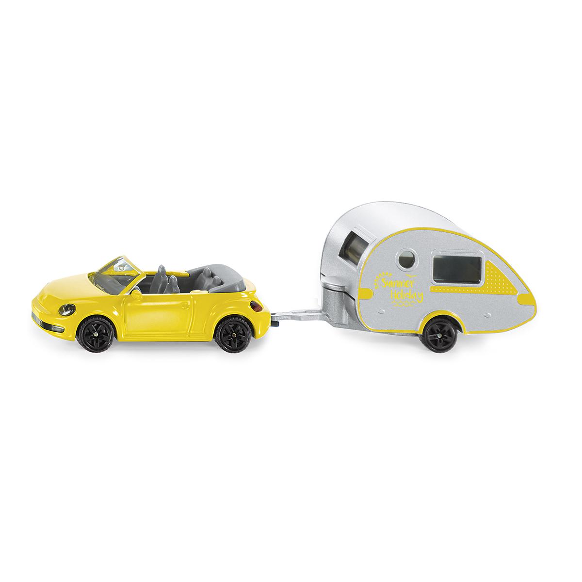 VW ニュービートル キャラバン付(ジク・SIKU)