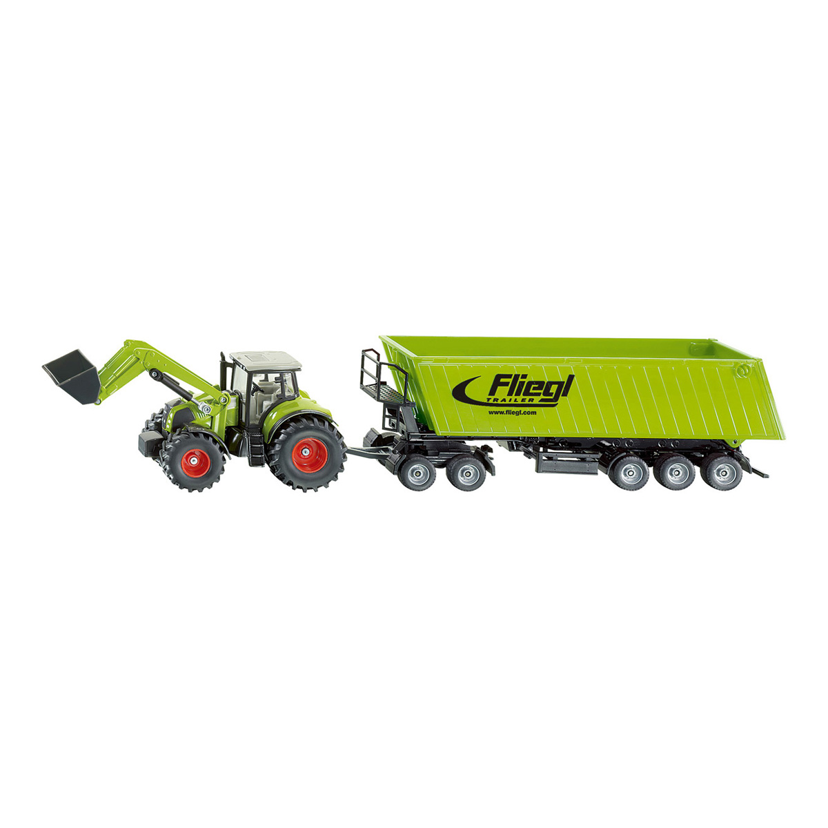 Tractor with front loader 1/50(ジク・SIKU)