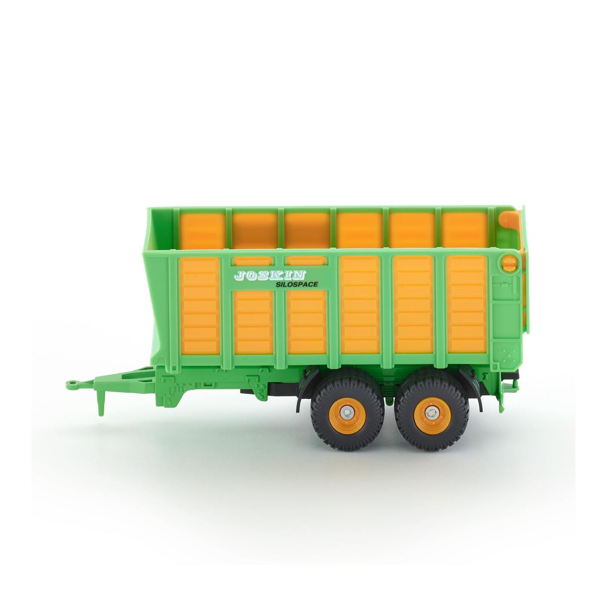 【在庫限り】ファーマー 牧草運搬用トレーラー 1:50(ジク・SIKU)