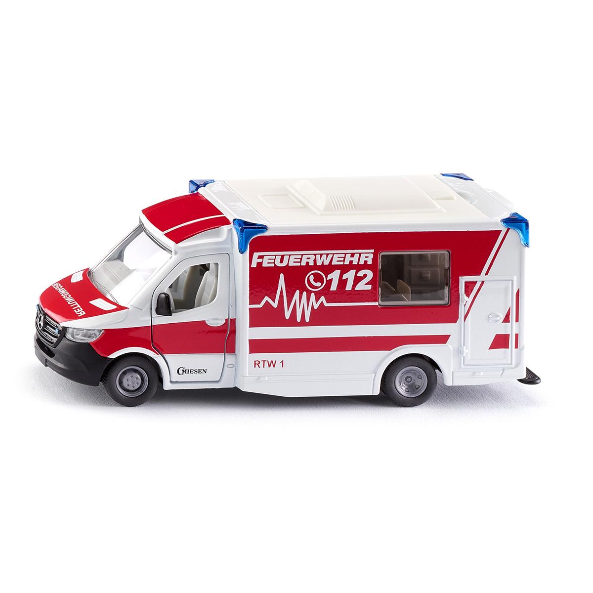 メルセデス・ベンツ  スプリンター ミーゼン タイプC 救急車