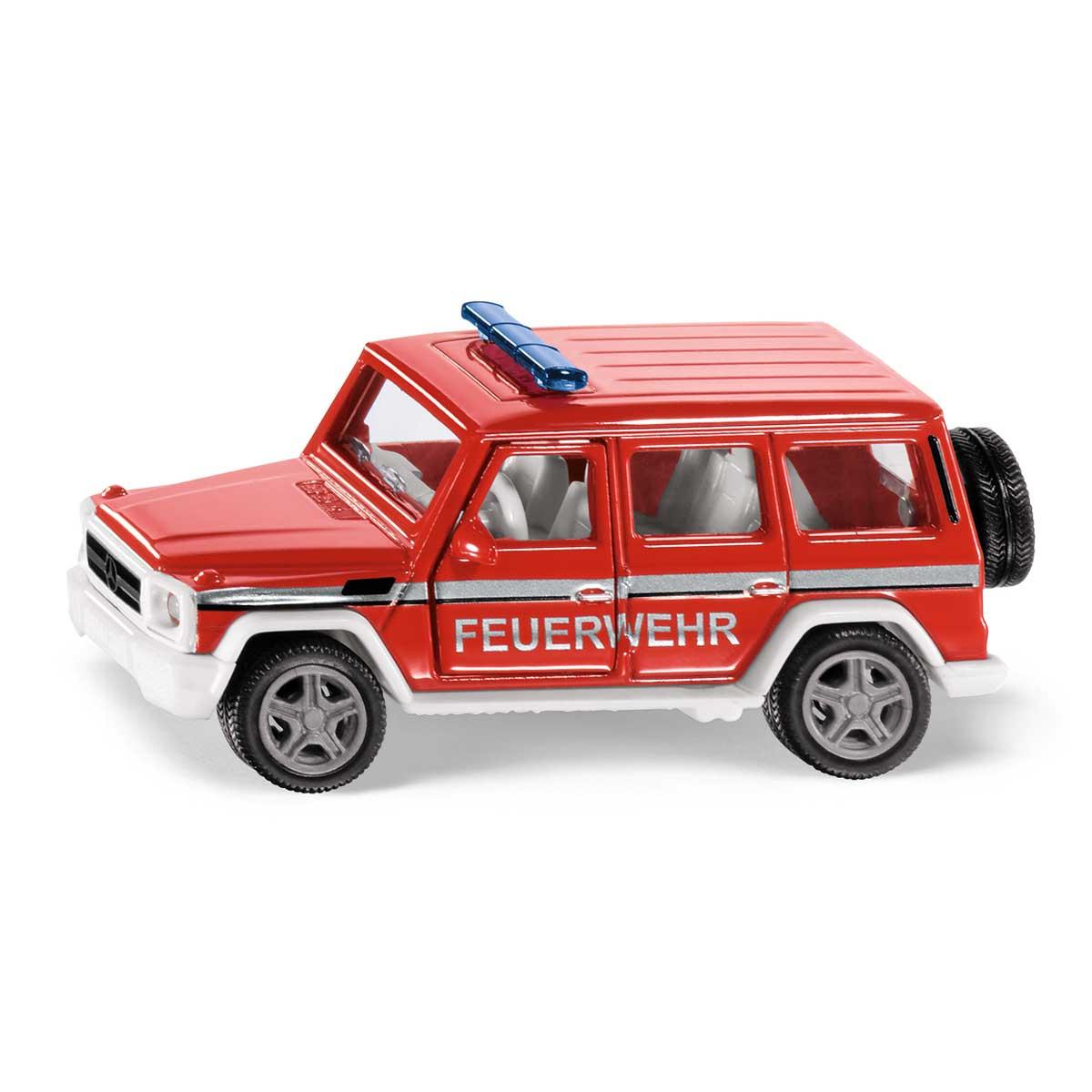 メルセデスAMG G65 消防指令車 1:50(ジク・SIKU)