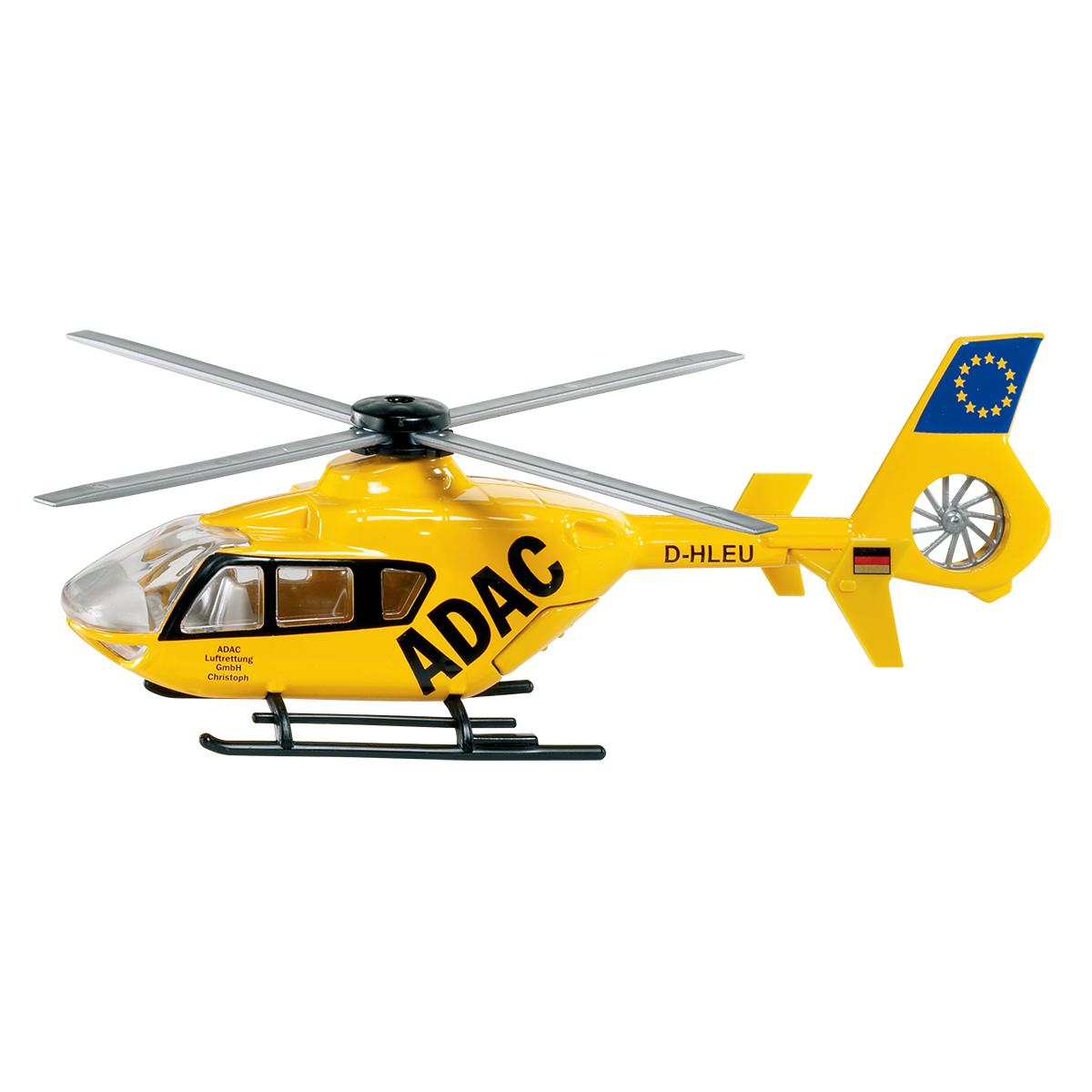 レスキューヘリコプター 1/55(ジク・SIKU)