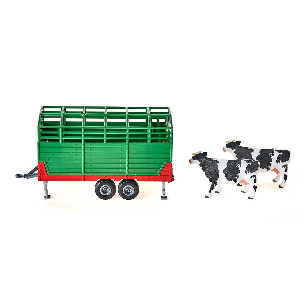 家畜用トレーラー 1:32(ジク・SIKU)