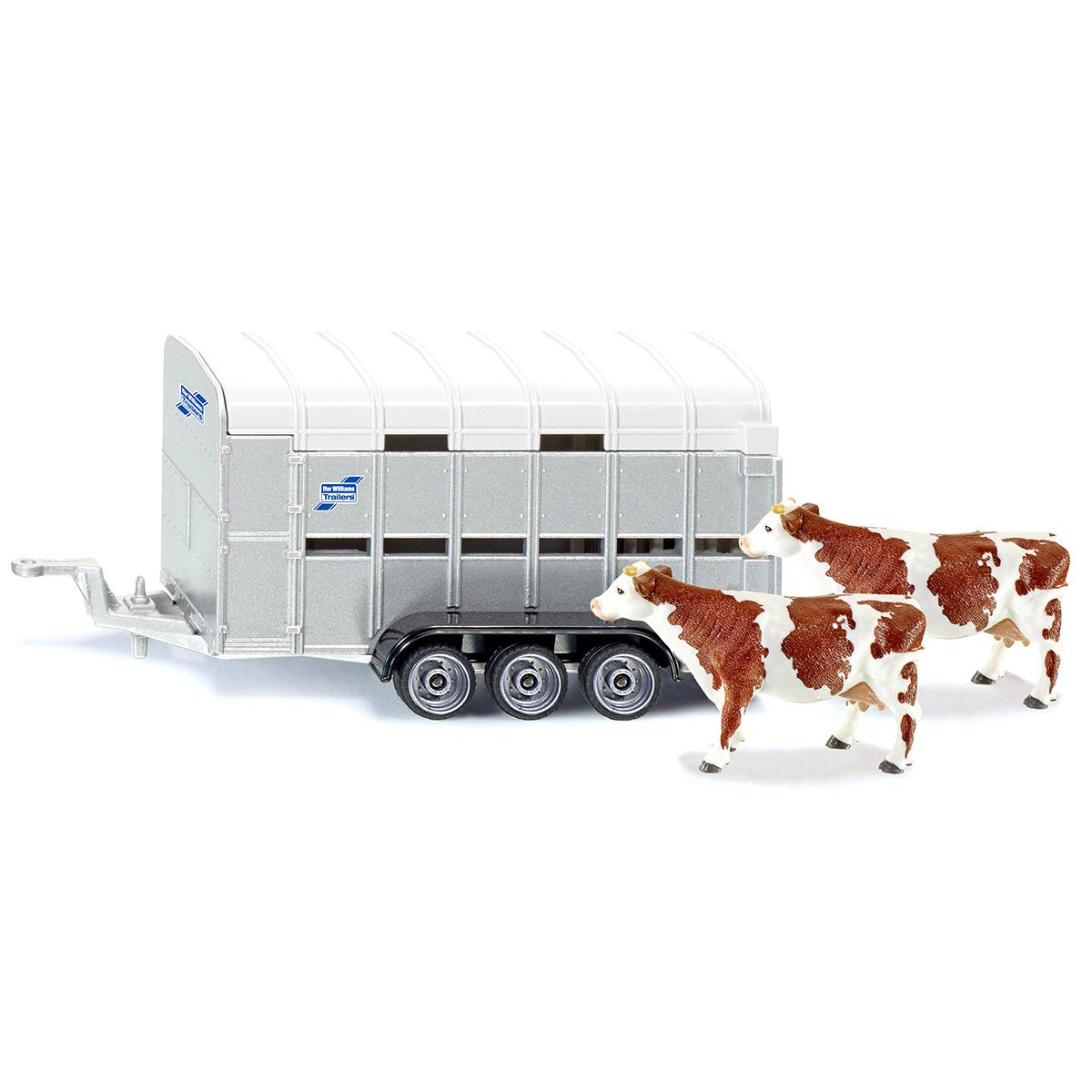ファーマー 大型家畜運搬車 1:32(ジク・SIKU)