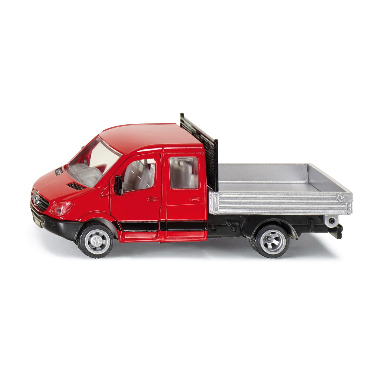 【在庫限り】荷台付トランスポーター 1:50(ジク・SIKU)