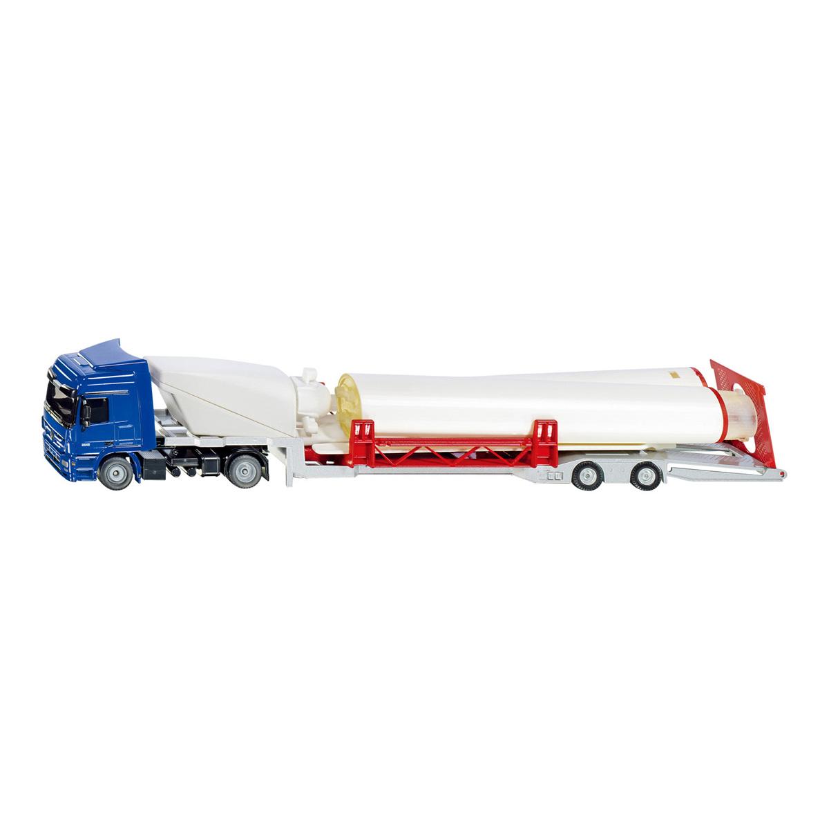 風力タービン運搬トレーラー 1:50(ジク・SIKU)