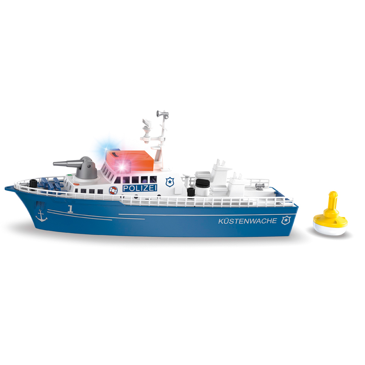 SIKU WORLD ポリスボート