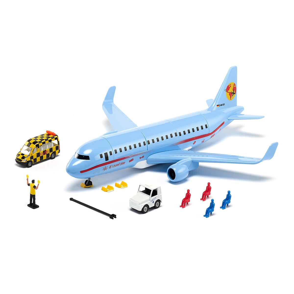 【再入荷時期未定】SIKU WORLD 飛行機(ジク・SIKU)