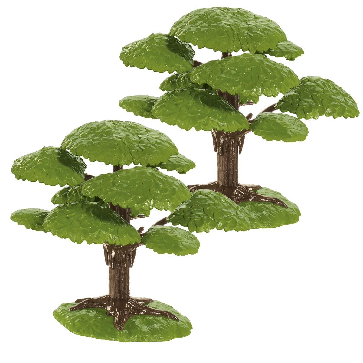 SIKU WORLD用アクセサリー 落葉樹