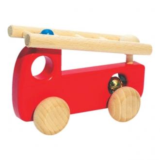 木の消防車